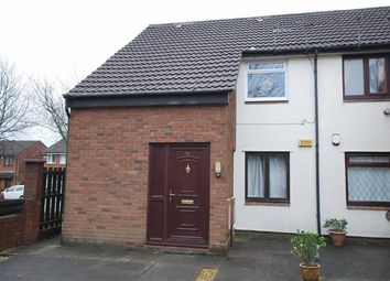 Thumbnail 1 bedroom flat for sale in Bond Street, Bury, Greater Manchester