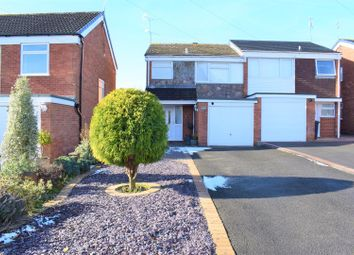 Thumbnail 3 bed semi-detached house for sale in Sherbourne Avenue, Nuneaton