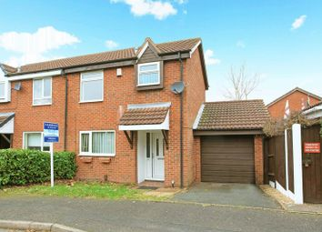 Thumbnail 2 bedroom semi-detached house to rent in 20 Dinchope Drive, Hollinswood, Telford