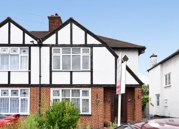 Thumbnail 3 bed terraced house for sale in Williams Lane, Morden