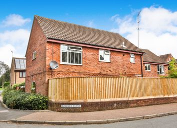 Thumbnail 3 bed flat for sale in Rosebay Close, Old Catton, Norwich