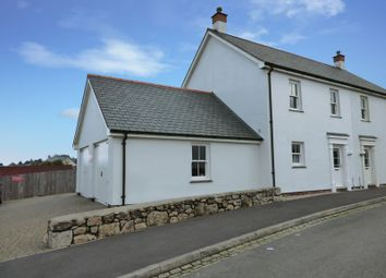 Thumbnail 2 bed semi-detached house for sale in Stoneycliffe Place, Princetown, Yelverton