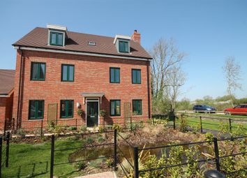 Thumbnail 5 bed detached house for sale in Provis Wharf, Aylesbury