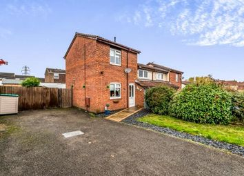 Thumbnail 2 bed end terrace house for sale in Lymington Gardens, Bedford, Bedfordshire