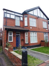 Thumbnail 2 bed semi-detached house to rent in Grosvenor Road, Heaton Moor, Stockport