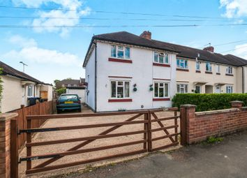 Thumbnail 4 bed end terrace house for sale in Tockley Road, Burnham, Slough