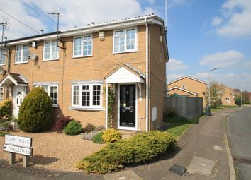 Thumbnail 2 bed end terrace house for sale in Lupin Walk, Aylesbury