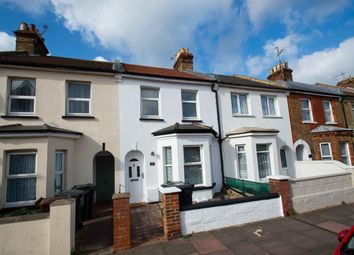 Thumbnail 2 bed terraced house for sale in Bourne Street, Eastbourne