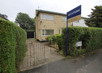 Thumbnail 3 bed semi-detached house to rent in Hawes Crescent, Bradford