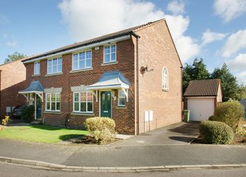 Thumbnail 3 bedroom semi-detached house to rent in Kirkwell, Bishopthorpe, York