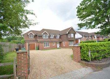 Thumbnail 5 bed detached house to rent in Farm Lane, Ashtead