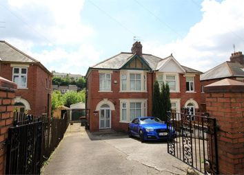 Thumbnail 3 bedroom semi-detached house for sale in Chepstow Road, Newport
