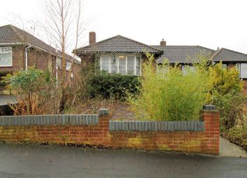 Thumbnail 3 bed semi-detached bungalow for sale in Meadowbank Road, Fareham