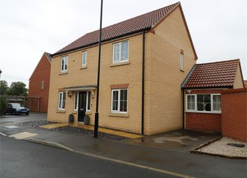 Thumbnail 5 bed detached house for sale in Newmarket Avenue, Bourne, Lincolnshire