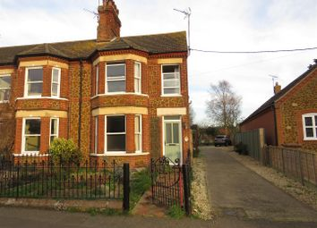 Thumbnail 4 bed end terrace house for sale in Staithe Road, Heacham, King's Lynn