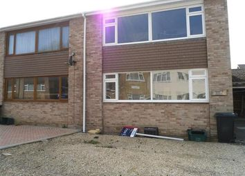 Thumbnail 4 bed end terrace house to rent in Charlton Mead Drive, Bristol