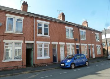 Thumbnail 2 bed terraced house to rent in Grange Street, Loughborough