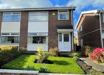 Thumbnail 3 bed semi-detached house for sale in Heol Llewelyn, Coedpoeth, Wrexham