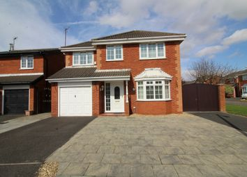 Thumbnail 4 bed detached house for sale in Mariners Close, Fleetwood