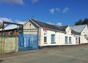 Thumbnail Commercial property for sale in Former Wrekin Pneumatics Premises, Park Road, Telford, Shropshire