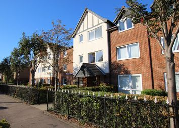 Thumbnail 2 bedroom flat for sale in Burges Court, Station Road, Thorpe Bay