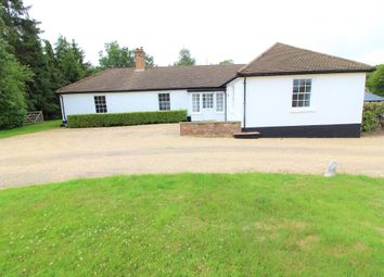 High Canons, Well End, Borehamwood WD6. 3 bed bungalow