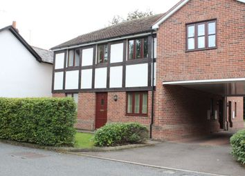 Thumbnail 2 bed flat to rent in Fairwood, Andover, Hampshire