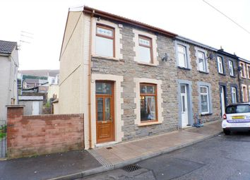 Thumbnail 3 bed end terrace house for sale in New Century Street, Trealaw, Tonypandy