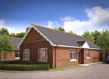 Thumbnail 2 bed bungalow for sale in Eureka Lodge Gardens, Swadlincote