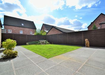 Thumbnail 4 bed detached house for sale in Bolbury Crescent, Agecroft Hall, Swinton, Manchester