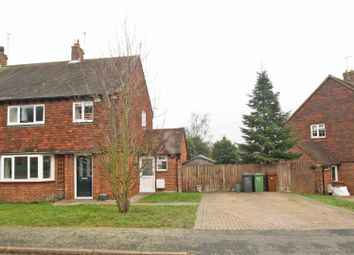 Thumbnail 3 bed semi-detached house for sale in Lime Grove, Guildford