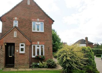 Thumbnail 3 bed link-detached house for sale in Clover Avenue, Bishop's Stortford