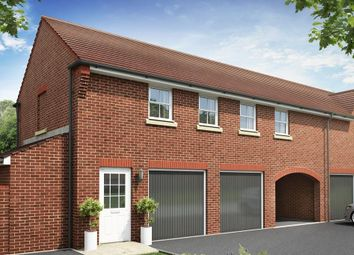 """Thumbnail 2 bed semi-detached house for sale in """"Wincham"""" at Cherry Orchard, Castle Hill, Ebbsfleet Valley, Swanscombe"""