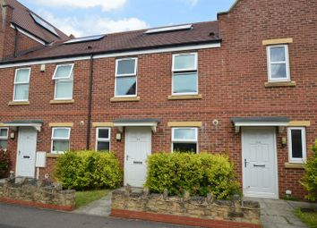 Thumbnail 2 bedroom terraced house for sale in Church Drive, Shirebrook, Mansfield