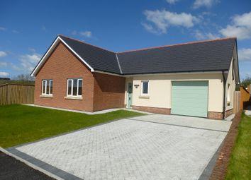 Thumbnail 3 bed detached bungalow for sale in Grove Hill Park, Gorslas, Llanelli, Carmarthenshire.