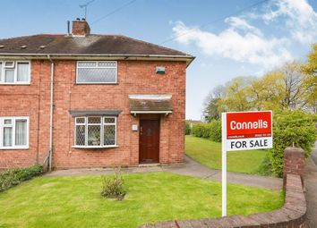 Thumbnail 2 bedroom semi-detached house for sale in Harper Avenue, Long Knowle Estate, Wednesfield, Wolverhampton
