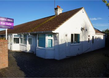Thumbnail 4 bed semi-detached bungalow for sale in Midhurst Road, Lavant