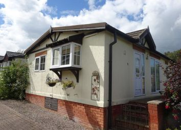 Thumbnail 2 bed mobile/park home for sale in Forest Lea, Coopers Road, Christchurch, Coleford