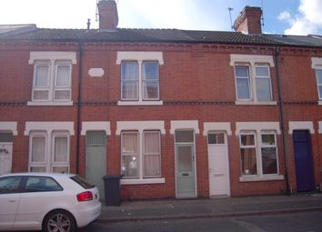 Thumbnail 2 bedroom terraced house to rent in Clarendon Street, Leicester