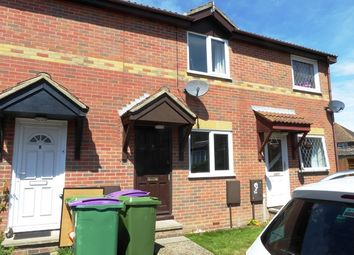 Thumbnail 2 bed terraced house to rent in Wells Close, New Romney