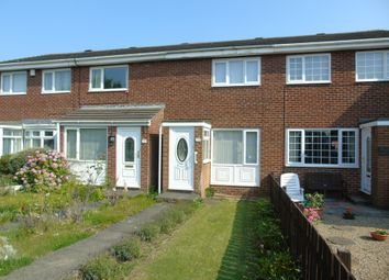 Thumbnail 2 bedroom terraced house for sale in Worsley Close, Wallsend