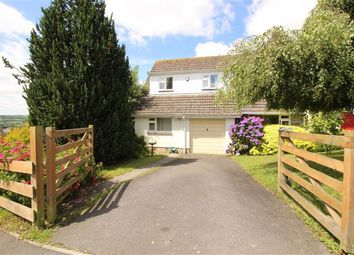 Thumbnail 4 bed detached house to rent in Walton Way, Barnstaple
