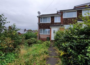 Thumbnail 3 bed end terrace house for sale in Arnside Close, Oldham