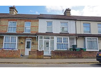 Thumbnail 2 bed terraced house for sale in Oxford Street, Watford