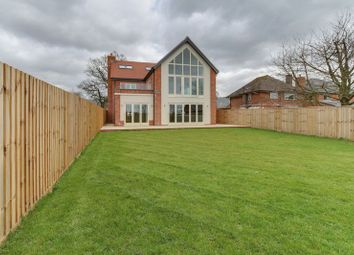 Thumbnail 6 bed detached house for sale in The Pond, Station Road, Haddenham, Ely