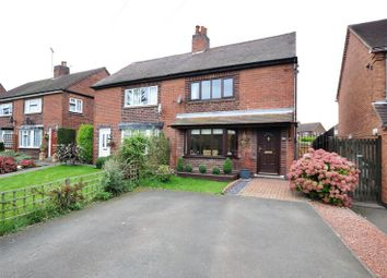 Thumbnail 3 bed semi-detached house for sale in Main Street, Netherseal, Swadlincote