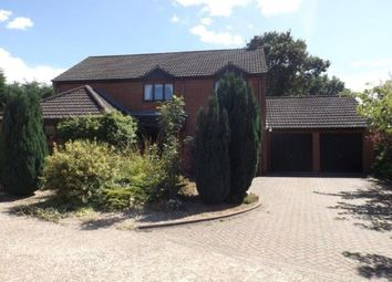 Thumbnail 4 bed detached house for sale in Wymondham, Norfolk
