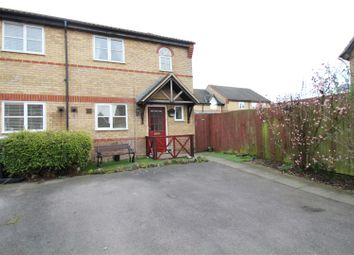 Thumbnail 3 bed end terrace house for sale in Coalport Close, Church Langley, Harlow