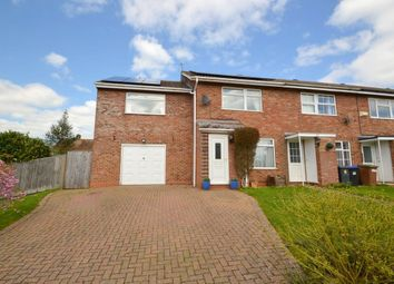 Thumbnail 4 bedroom semi-detached house for sale in Honey Holme, Brixworth, Northampton