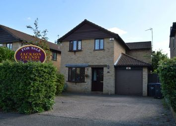 4 bed detached house for sale in Russet Drive, Little Billing, Northampton NN3